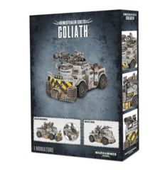 Genestealer Cults - Goliath Truck / Goliath Rockgrinder (51-53)