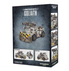 Genestealer Cults - Goliath Truck / Goliath Rockgrinder (51-53)