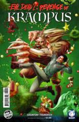 Evil Dead 2 Revenge Of Krampus One Shot