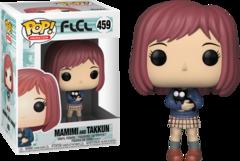 FLCL - Mamimi and Takkun #459