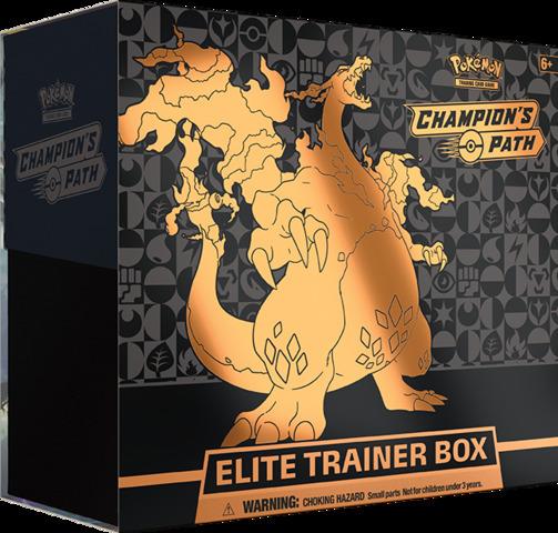 Champions Path - Elite Trainer Box