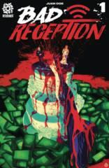 Bad Reception #1 (Mature Readers) (Cover A - Doe)
