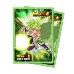 Ultra Pro - Dragon Ball Super Broly 65 Count Standard Sleeves (85979)