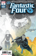 Fantastic Four #1 (Ribic Premiere Variant)