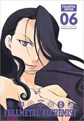 Fullmetal Alchemist Fullmetal Edition Hardcover Vol 06