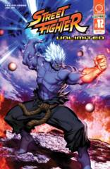 Street Fighter Unlimited #12 (Cover A - Genzoman Story)