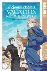 Gentle Noble's Vacation Recommendation Graphic Novel Vol 01