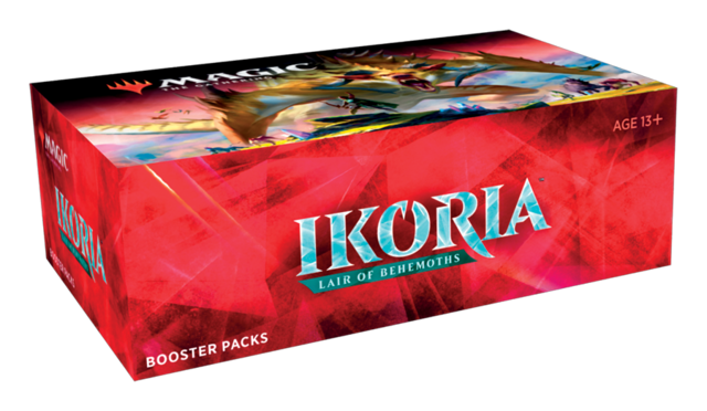 Ikoria: Lair of Behemoths Booster Box