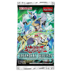 Legendary Duelists: Synchro Storm Booster Pack