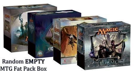 Fat Pack BOX MTG Magic DOMINARIA Empty Bundle Box ONLY