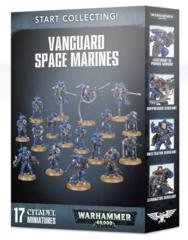 Space Marines - Start Collecting! Vanguard Space Marines (70-42)