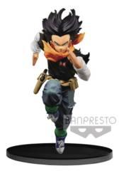 Dragon Ball Z - Banpresto World Figure Colosseum Android 17 Figure
