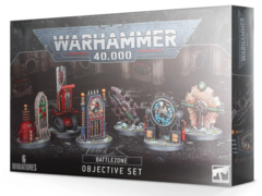 Warhammer 40,000: Battlezone Objective Set (40-41)