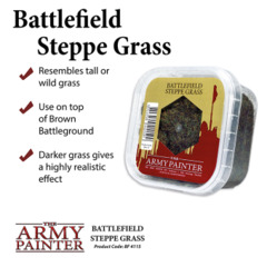 Army Painter - Battlefields Basing: Steppe Grass (BF4115)