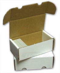 BCW - 400 Count Card Storage Box