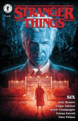 Stranger Things: Six #1 (Cover B - Lambert)