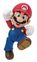 Super Mario S.H.Figuarts Action Figure
