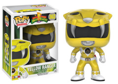 Mighty Morphin Power Rangers - Yellow Ranger #362