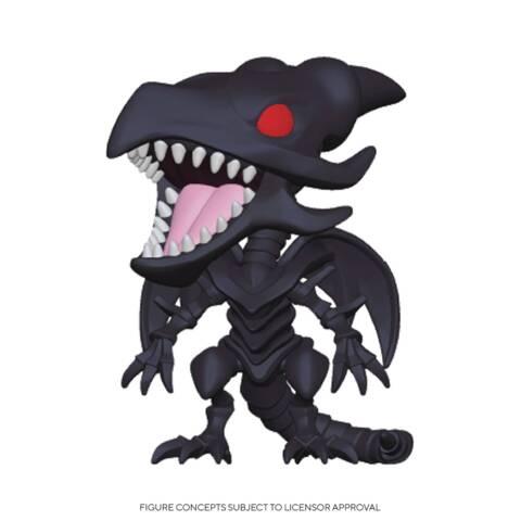 Yu-Gi-Oh! - Red-Eyes B. Dragon #718