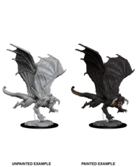 Dragon, Black (Young) (73682)