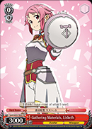Gathering Materials, Lisbeth - SAO/SE23-TE03 TD