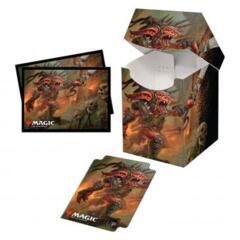 Ultra Pro - MTG Commander Legends V5 Combo Pro 100+ Deck Box and 100ct Sleeves