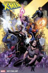 Uncanny X-Men (2018) #1 (Cheung Variant)