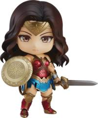 Wonder Woman - Movie Nendoroid Figure Hero's Edition