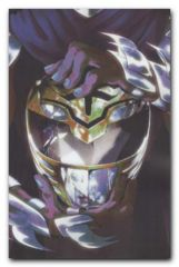 Power Rangers Teenage Mutant Ninja Turtles #1 (Thank You Variant)