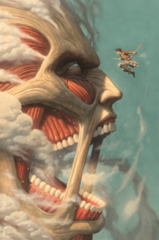 Attack On Titan Anthology Black Museum Edition