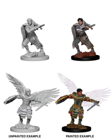 Aasimar Fighter (Male) (73380)