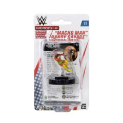 WWE HeroClix: Macho Man Randy Savage Expansion Pack (73910)