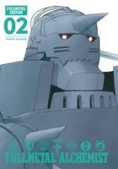 Fullmetal Alchemist Fullmetal Edition Hardcover Vol 02