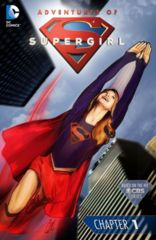 Adventures of Supergirl #1