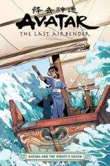 Avatar the Last Airbender: Katara & the Pirate's Silver Trade Paperback