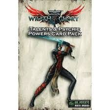 Warhammer 40,000 Roleplay: Wrath & Glory - Talents & Psychic Powers Card Pack
