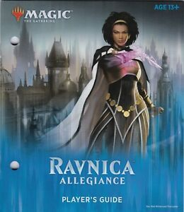 Ravnica Allegiance Players Guide
