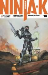 Ninja-K #10 (Cover A - Camucoli)