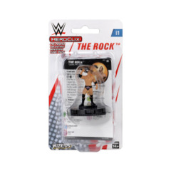 WWE HeroClix: The Rock Expansion Pack (73899)