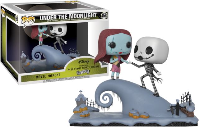 Nightmare Before Christmas - Under the Moonlight Movie Moment #458