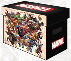 Marvel - Graphic Comic Box: Avengers