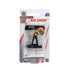 WWE HeroClix: Big Show Expansion Pack (73916)