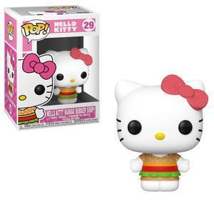 Hello Kitty - Hello Kitty (Kawaii Burger Shop) #29