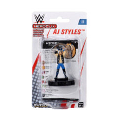 WWE HeroClix: AJ Styles Expansion Pack (73893)