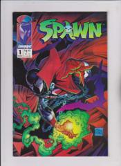 Spawn #1 (First Appearance!)