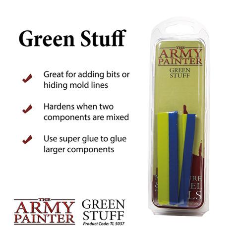 Army Painter - Green Stuff (TL5037)