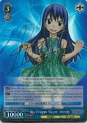 Sky Dragon Slayer, Wendy - FT/EN-S02-069SP - SP