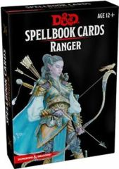 Dungeons & Dragons: Updated Spellbook Cards - Ranger Deck