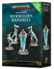 Nighthaunt - Myrmourn Banshees (71-11) (Easy to Build)
