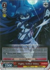 Highly Skilled Shiina - AB/W31-E066R- RRR